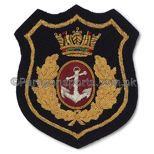 Navy Badge