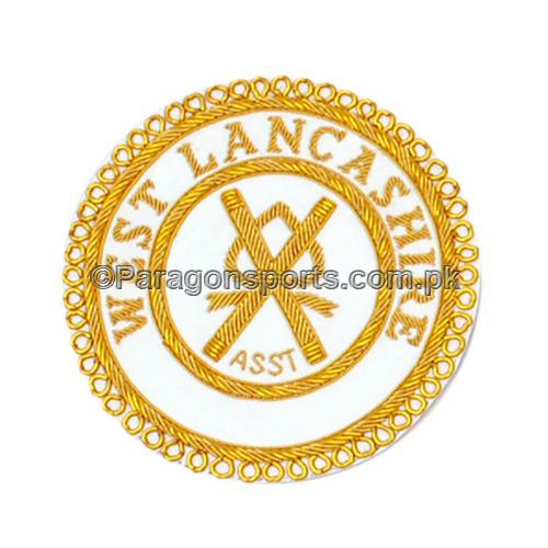 Masonic Regalia Apron Badge