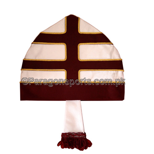 Masonic Regalia H.R.A Knights Templar Priests High Mitre